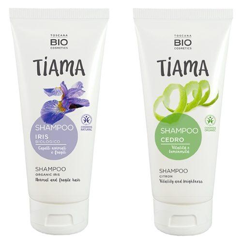 Shampoo eco biologico Iris / Cedro
