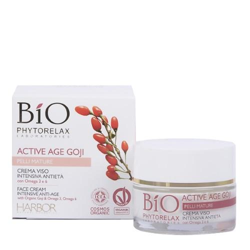 Active Age Goji crema viso phytorelax