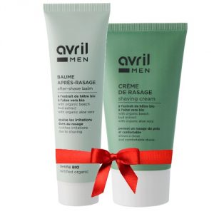 kit rasage homme avril
