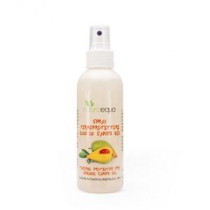 Spray termoprotettore con Olio di Sapote BIO