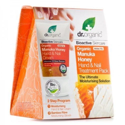 Manuka Honey Hand & Nail Treatment Pack