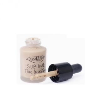 drop foundation purobio cosmetics