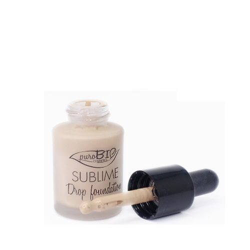 Drop Foundation PuroBio Cosmetics