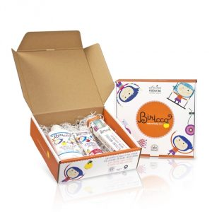Gift Box Baby Cherry Officina Naturae
