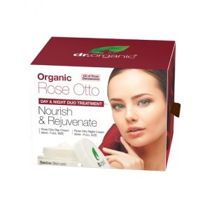 rose otto day & night duo treatment