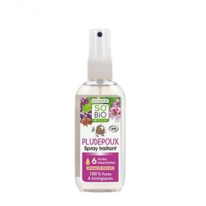 Spray trattante pidocchi eco biologico