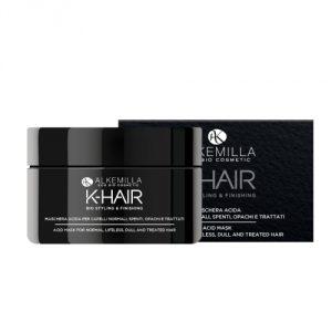Maschera capelli acida K-HAIR