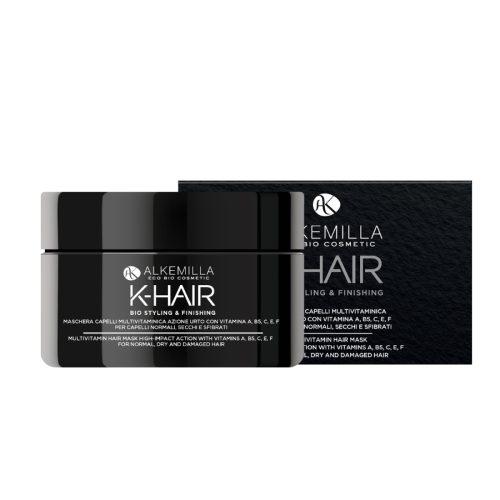 Maschera capelli Multivitaminica K-HAIR Alkemilla