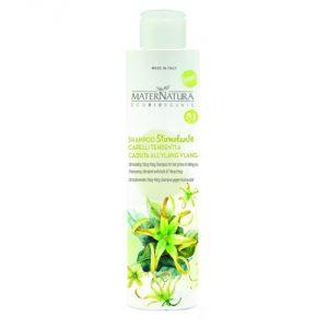 Shampoo stimolante capelli tendenti alla caduta