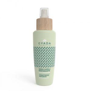 Siero capelli rinforzante con Alga Spirulina