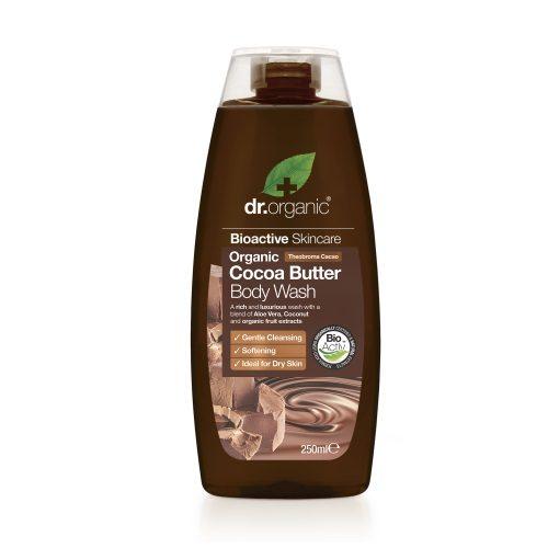 Detergente Corpo al Burro di Cacao Dr Organic