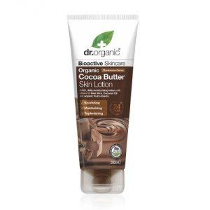 Lozione Corpo al Burro di Cacao Dr Organic