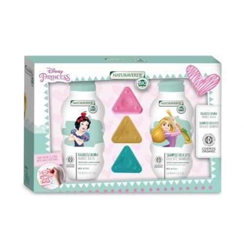 Cofanetto Disney Princess Naturaverde BIO