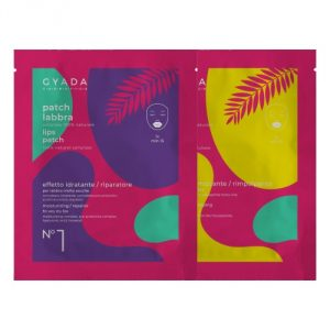 Patch labbra Gyada Cosmetics in 2 versioni