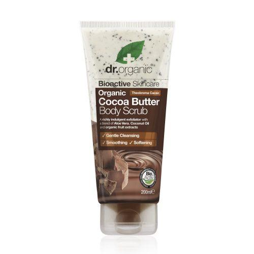 Scrub Corpo al Burro di Cacao Dr Organic