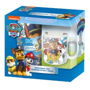 Set bimbo / bimba Paw Patrol & Minnie