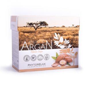 cofanetto olio di argan phytorelax