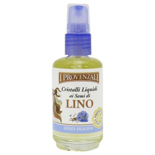 Cristalli liquidi ai Semi di Lino