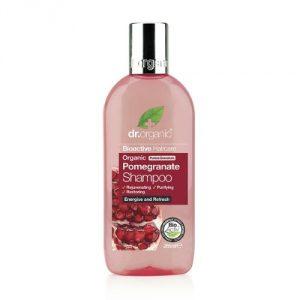 Shampoo al Melograno Dr Organic