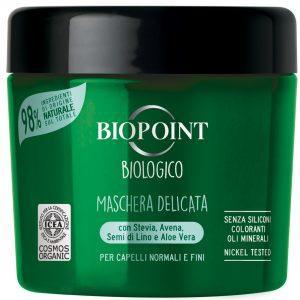 Maschera delicata Biopoint Biologico