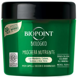 Maschera nutriente con Mandorla, Cotone, Quinoa e Aloe Vera