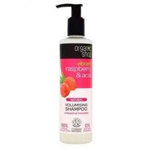 Shampoo Lampone & Acai Organic Shop