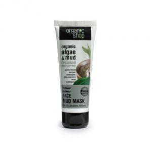 Maschera viso purificante alle Alghe Organic Shop