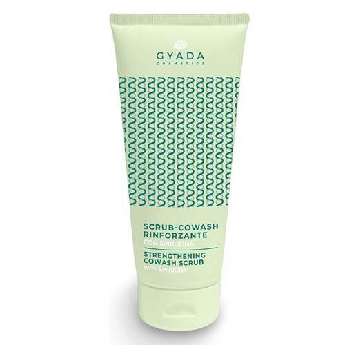 Scrub Co-Wash rinforzante con Spirulina Gyada Cosmetics