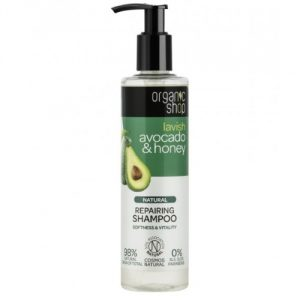 Shampoo Avocado & Miele