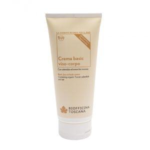 Crema basic viso-corpo Biofficina Toscana