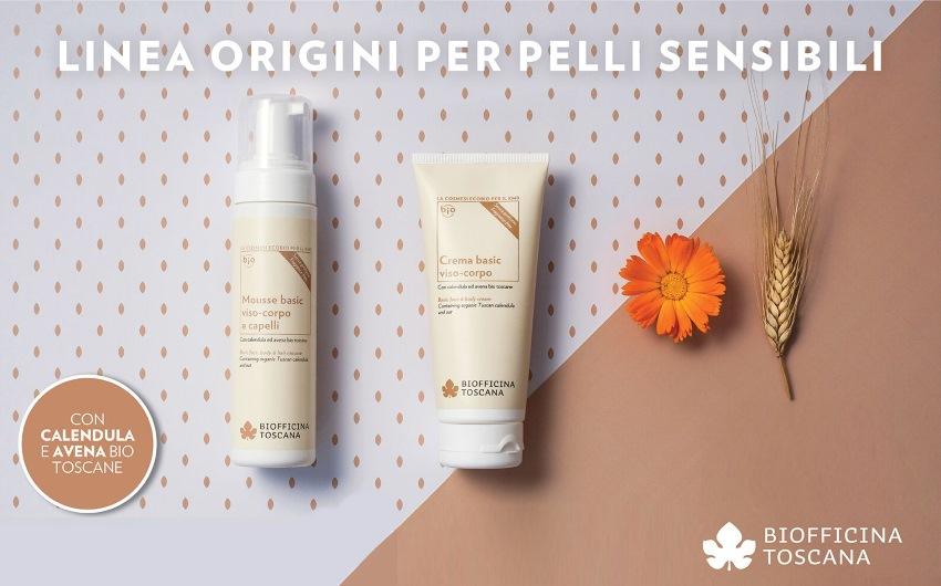 Cosmetici senza profumo: la nuova linea Origini Biofficina Toscana