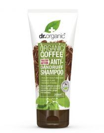 Organic Coffee Anti-Forfora Shampoo Dr Organic