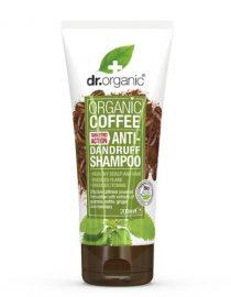 Organic Coffee Anti-Forfora Shampoo Dr Organic