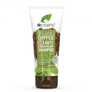 Organic Coffee Anti-Forfora Shampoo