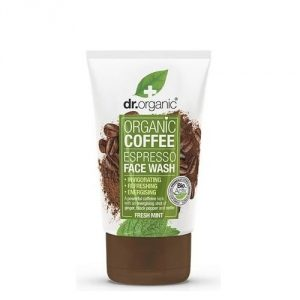 Organic Coffee Espresso Face Wash