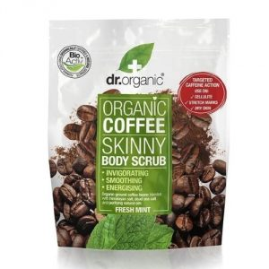 Organic Coffee Skinny Body Scrub