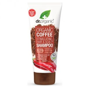 Organic Coffee Stimulating Hair & Scalp Shampoo