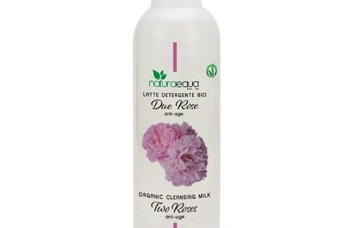 Latte detergente BIO Due Rose anti-age