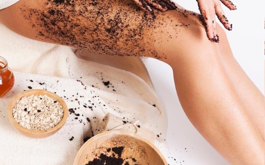 Scrub corpo al Caffé: funziona davvero contro la cellulite?