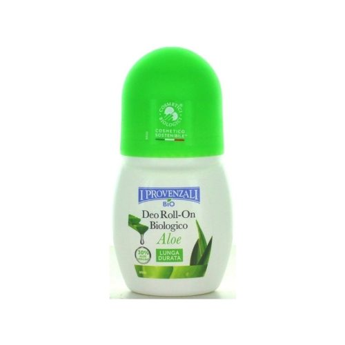 Deo Roll-On Biologico all'Aloe