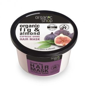 Maschera capelli Fico & Mandorla Organic Shop