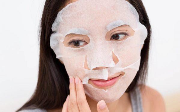 migliore maschera viso acido ialuronico