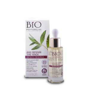Olio elixir viso antietà pelle radiosa