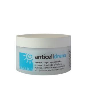 Anticell Drena – Crema corpo anticellulite