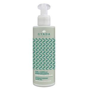Gel capelli rinforzante con Spirulina & Aloe Gyada Cosmetics