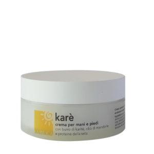 Karé – Crema mani e piedi nutriente