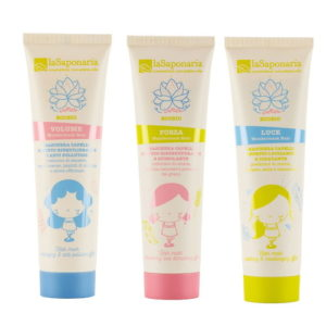 Wondermask Hair – Maschere capelli La Saponaria in 3 versioni
