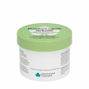 Maschera capelli Sorbetto rigenerante onde e ricci