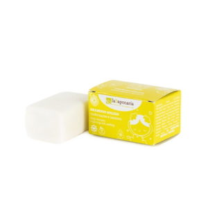Shampoo solido rinforzante e lenitivo La Saponaria