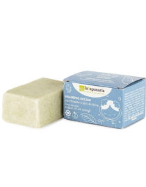shampoo solido purificante la saponaria